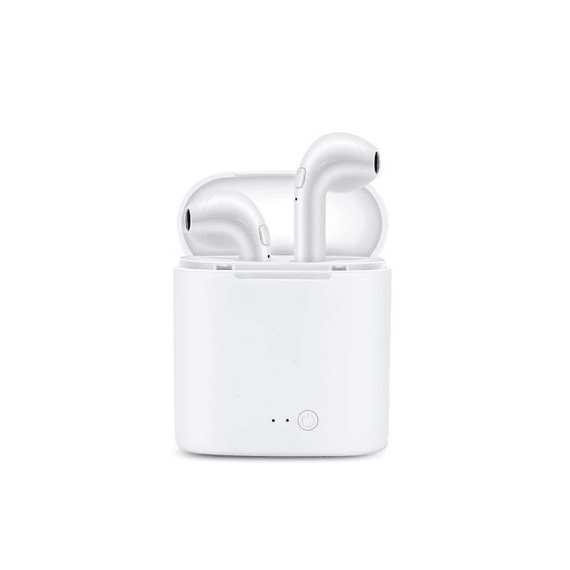 Pacific Pike -  Wireless EarPods (BOGO DEAL)  -  White EarPods  -  Earphones