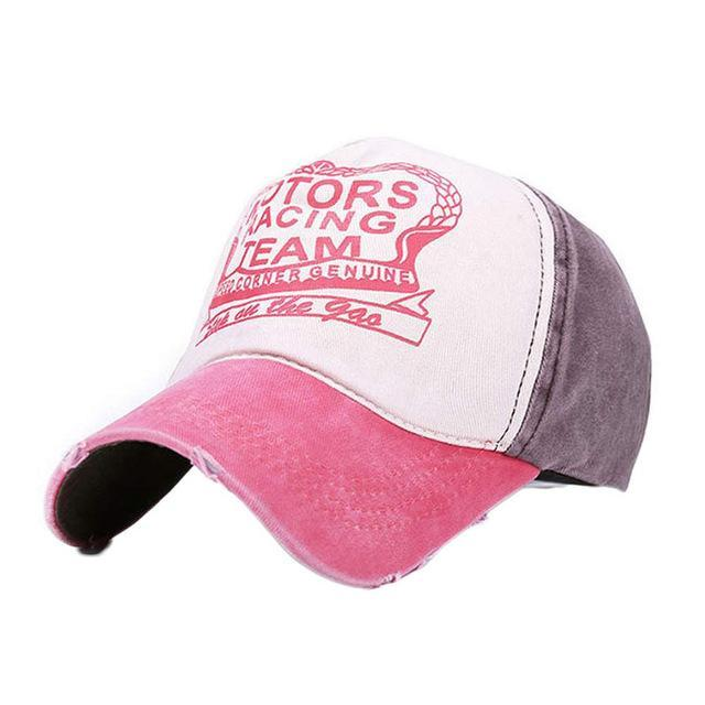 Pacific Pike -  Women's Moto Cap  -  Watermelon Red / United States  -  Accessories