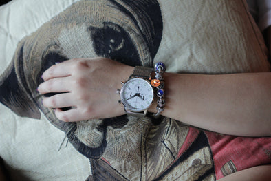 Blenheim Watch - Unisex watch brand brings a contemporary vintage feel.
