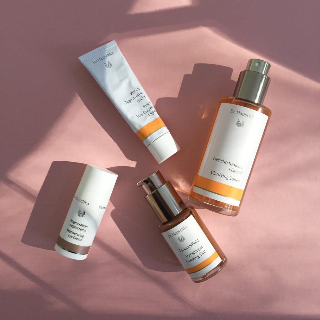 Products We Love // Dr Hauschka