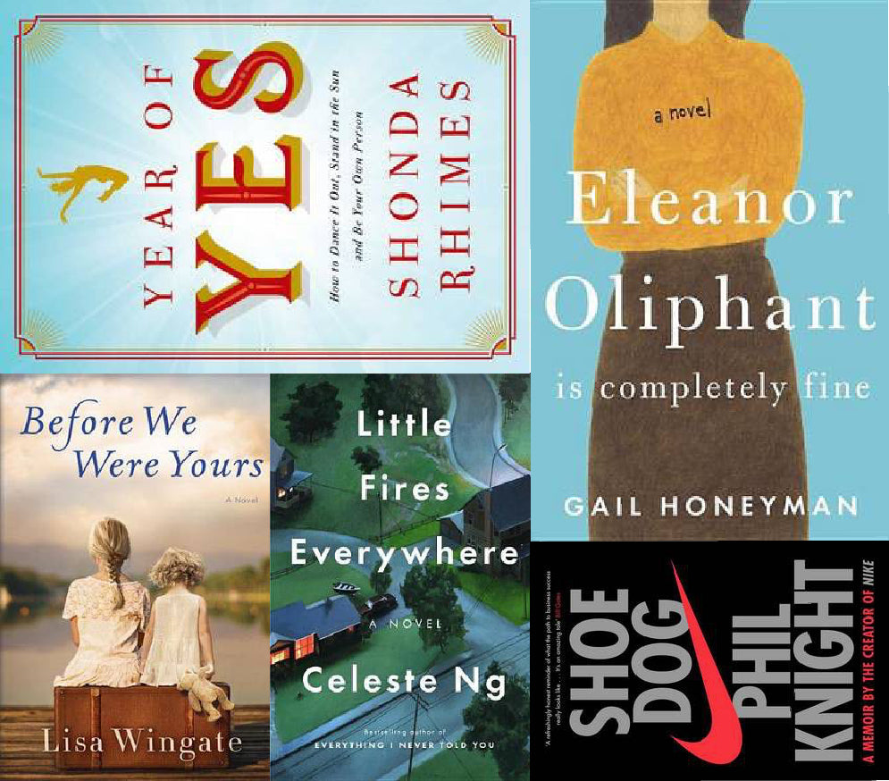 5 Books We've Loved Lately