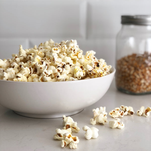 The Popcorn Dilemma + Mindful Eating