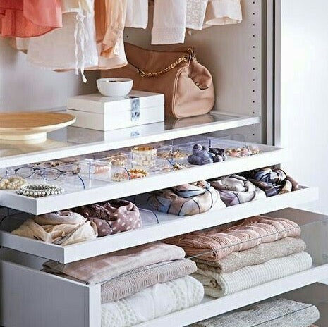 3 Steps to A Curated Closet