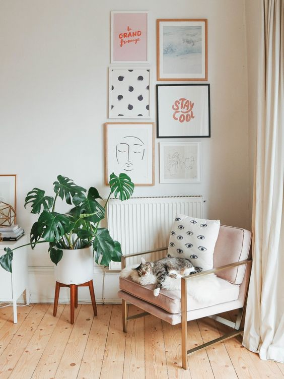 The Art of Living in Small Spaces // Top Tips