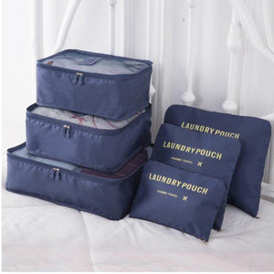 "6-piece Storage Travel Set ""Neat"""