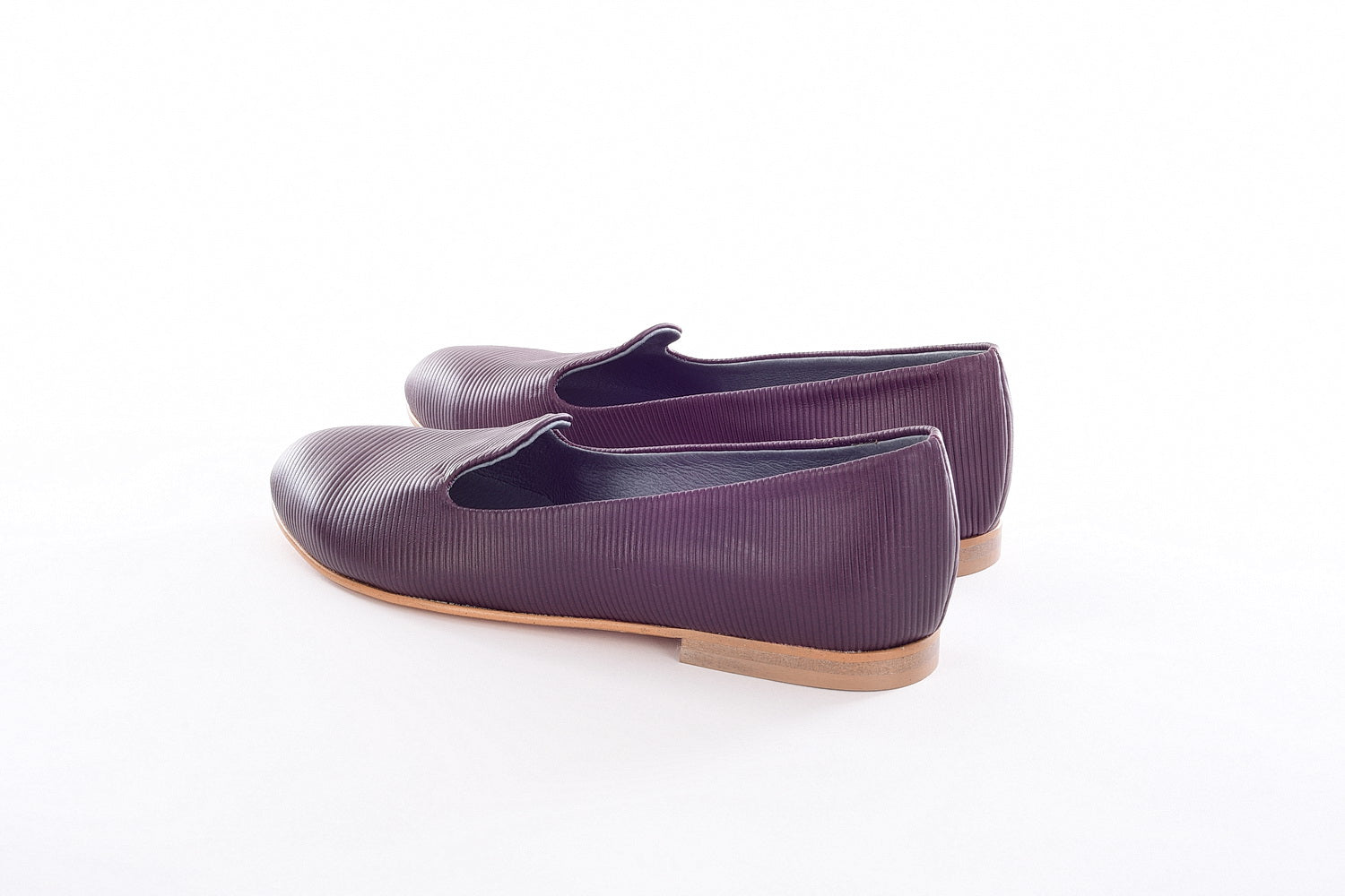Af Flats - Purple Stripes
