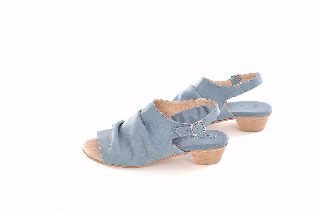Elephants Sandals - Baby Blue