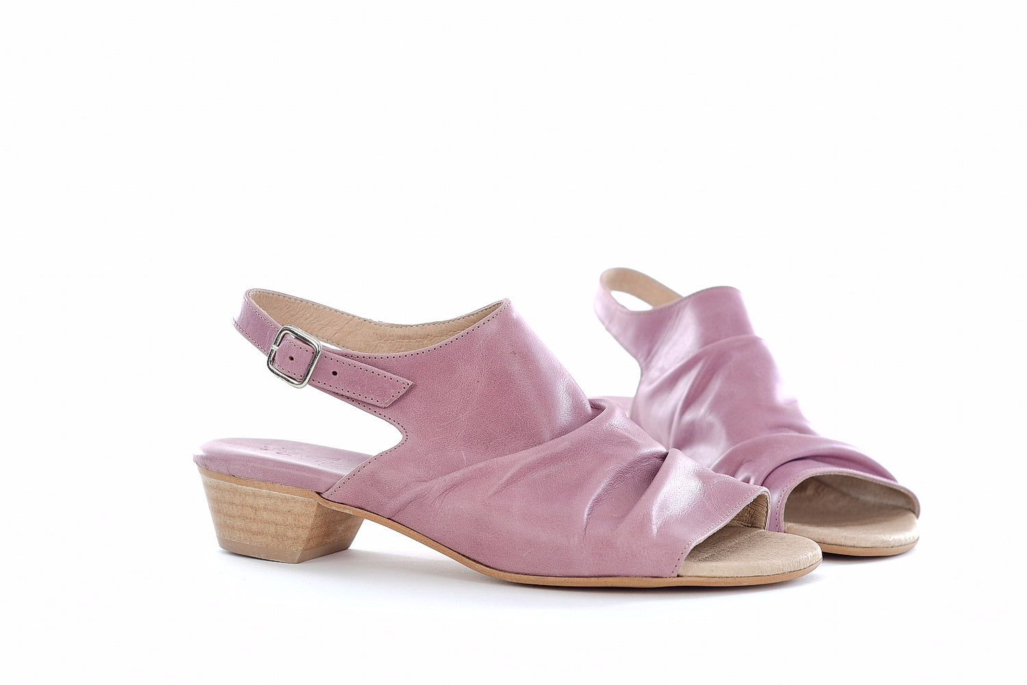 Elephants Sandals - Light Pink