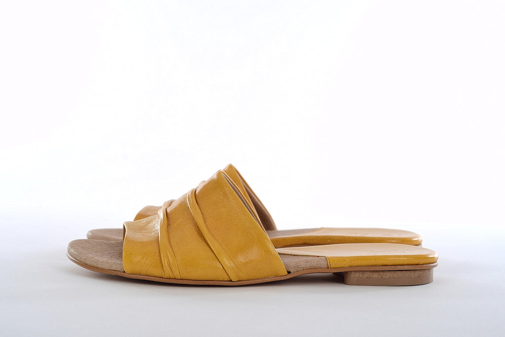Elephant Mules - Yellow