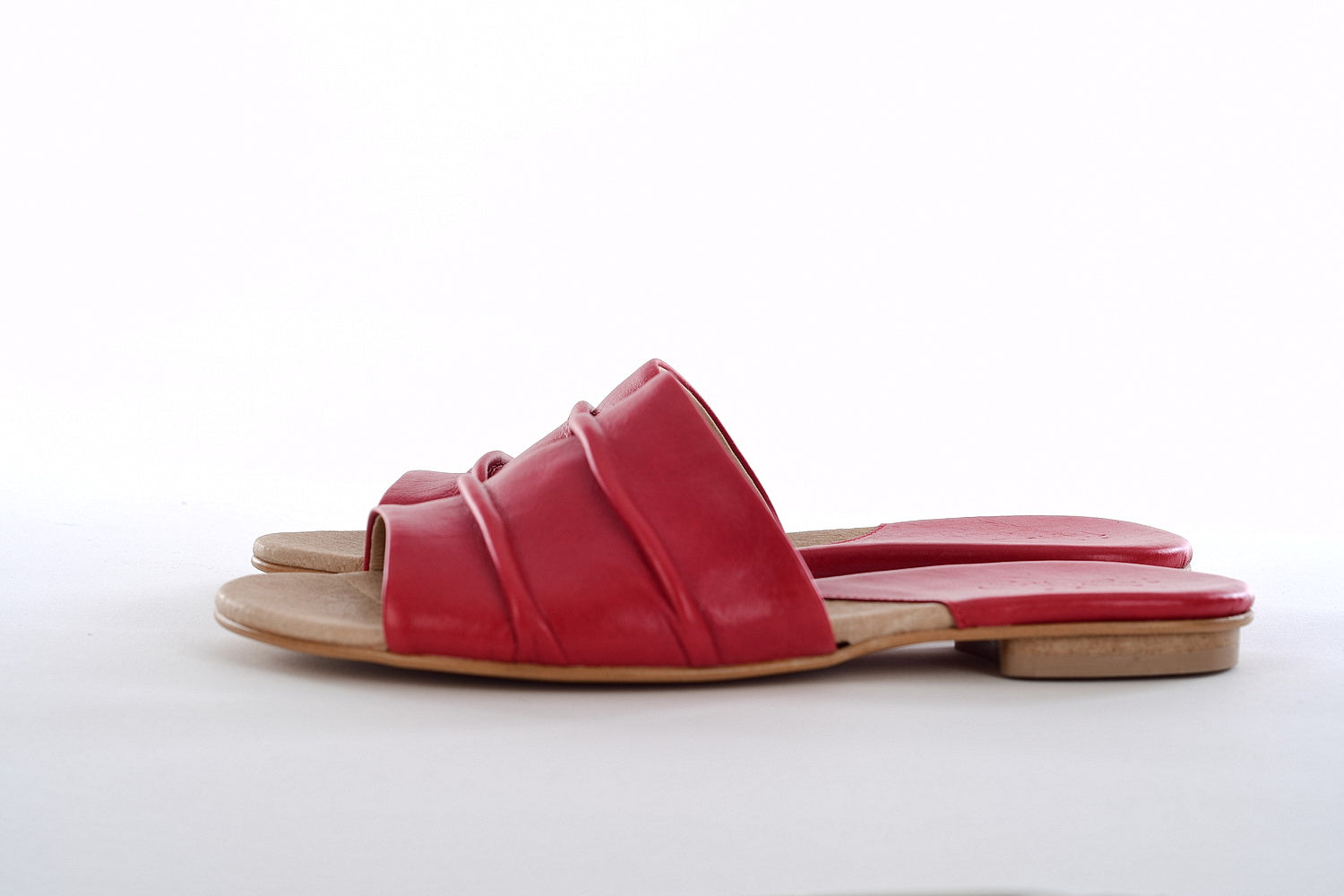 Elephant Mules -Red