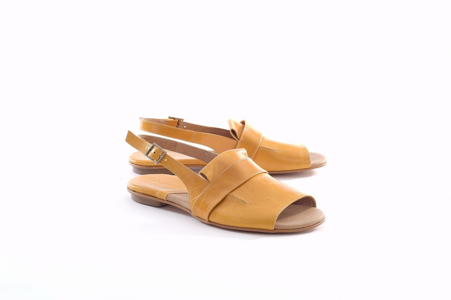 Millie Sandals - Yellow
