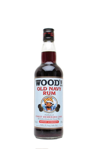 Wood´s 100 Old Navy Rum