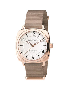 Clubmaster Chic Steel Gold 36mm