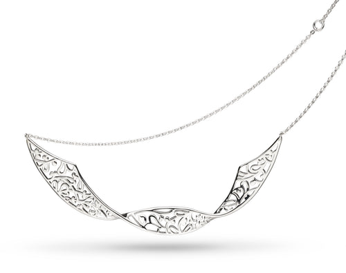 Flourish Necklace - Cockrams Jewellers