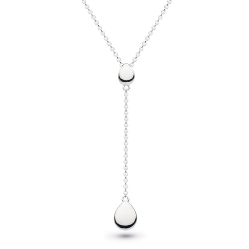 Pebble Chain Lariat