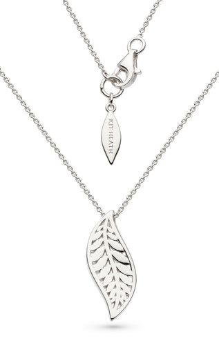 Kit Heath Eden Leaf Necklace