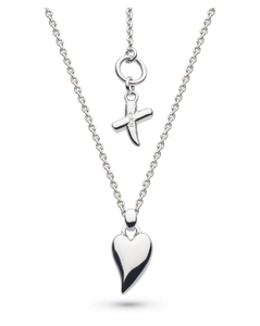 Mini Heart Necklace - Cockrams Jewellers