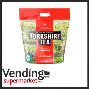 Yorkshire Tea One Cup Tea Bags (2x1040) £57.32