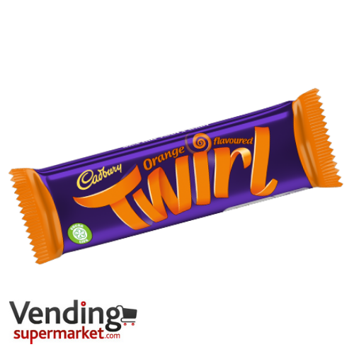 Cadbury Twirl Orange (48 Bars) £23.99