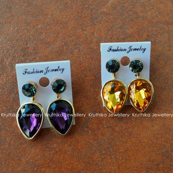 Dazzling Cocktail Studs