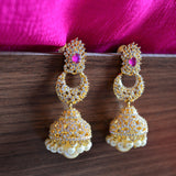 Party Wear CZ Earrings