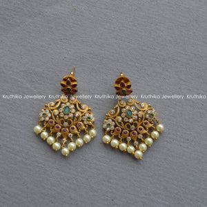 Lovely CZ Earrings