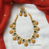Ram parivar necklace NC90