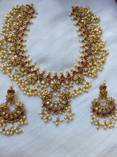 Pretty Guttapoosalu necklace set NC22