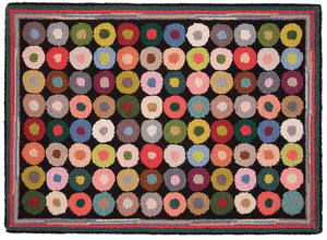 Behind the Design:  The Button Rug Collection