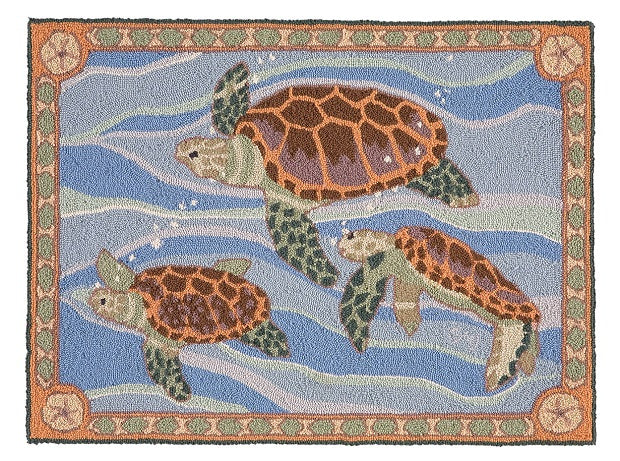 Behind the Design - the Sea Turtles