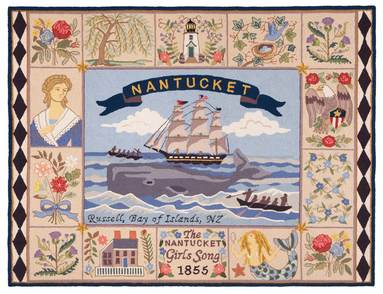 Behind the Design: the Nantucket Girl's Song