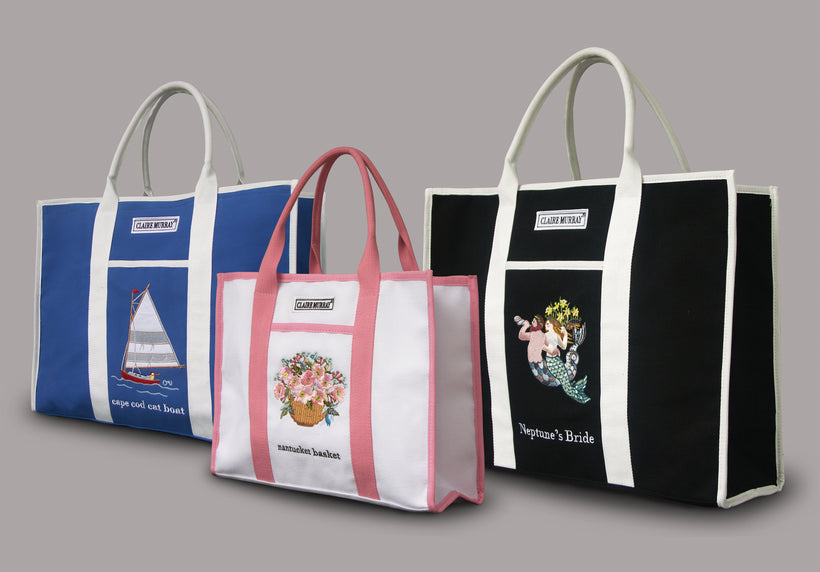 Canvas Boat Bags - On Sale 40% Off!