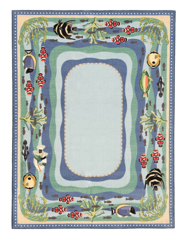 Coral Reef Washable 5 x 7 1191