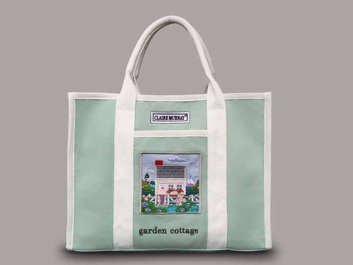 Garden Cottage Boat Bag Small BBGC