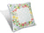 "Garden Lattice 20"" Pillow PGL20"