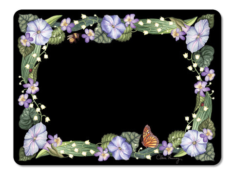 Morning Glories Placemats