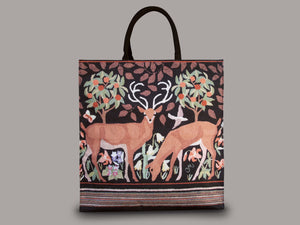 Mountain Meadow Tote Bag