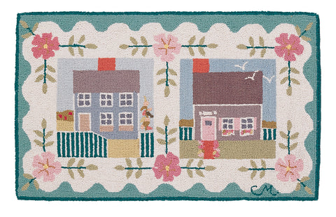 Nantucket Cottage 2 x 3 N78