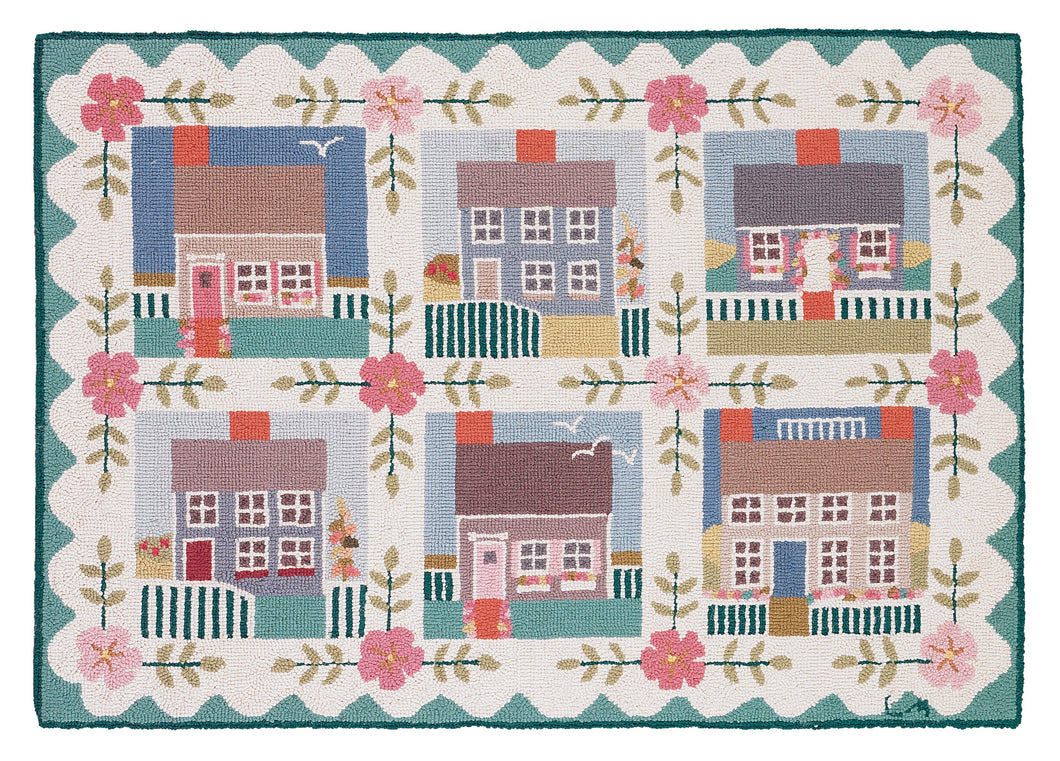 Nantucket Cottage 3 x 5 N79