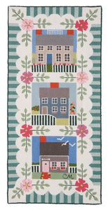 Nantucket Cottage 5' Runner N81