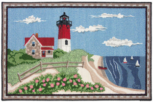 Nauset Lighthouse Washable 1131