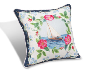 "Sailing 16"" Pillow PS16"