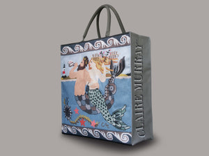 Neptune's Bride Tote Bag