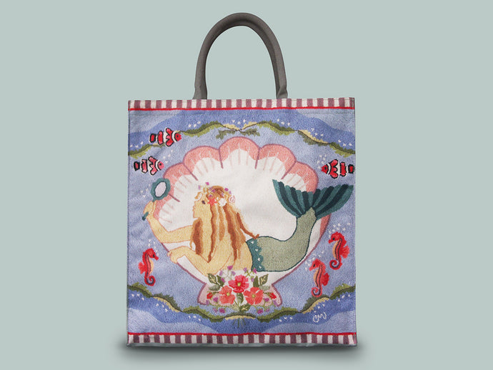 Peggy's Girl Tote Bag