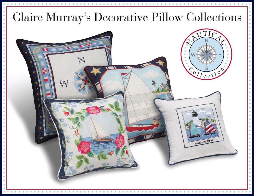 Nautical Pillow Collection