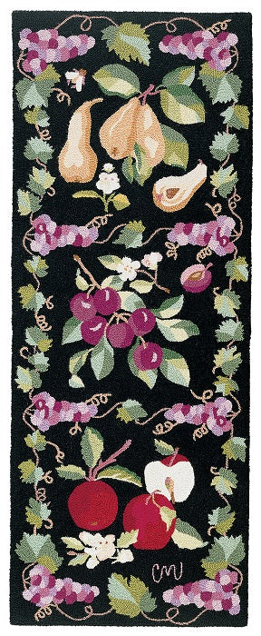 Botanical Fruit 5' Runner R789