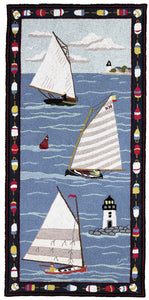 Cape Cod Cat Boat 5' Runner R1007