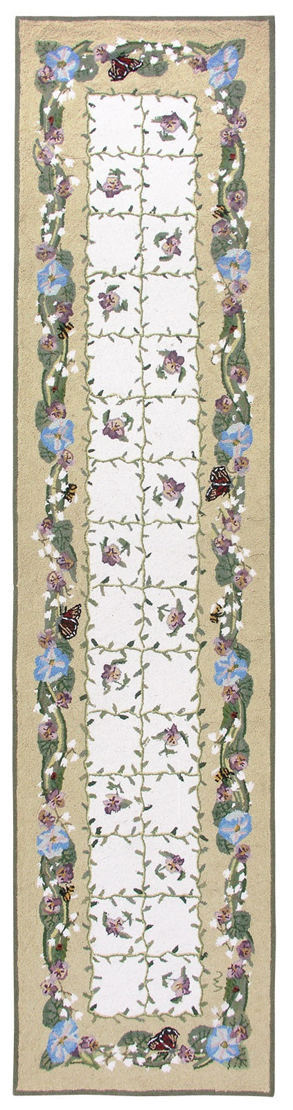 Lily of the Valley 10' Runner R1051-C