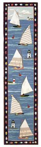 Cape Cod Cat Boat 10' Runner R1113