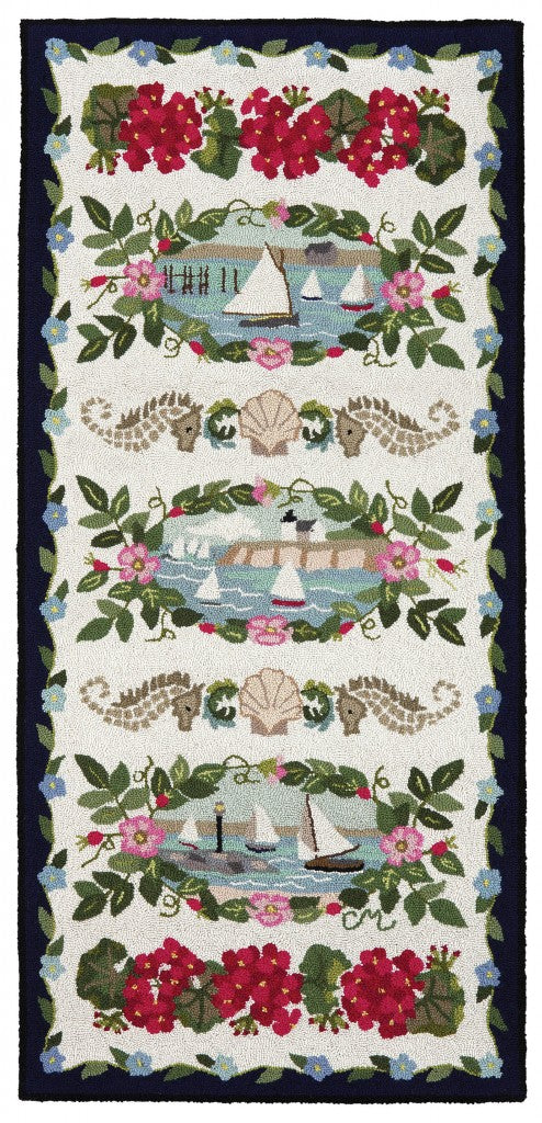Cape Cod Coastal 5' Runner R1149